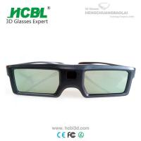 Wholesale Light Weight TV 3D Active Shutter Glasses For Sign Acceptable By Bluetooth from china suppliers