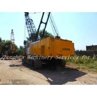 Wholesale Used Liebherr Crawler Crane (80 ton) from china suppliers