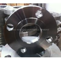 China Pipe Fitting Flange Material ASTM A105 for sale