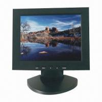 Wholesale 8-inch LCD Monitor with 500:1 Contrast, Car/CRT/CCTV Monitor from china suppliers