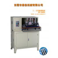 Best High Speed Two Core And Three Cord Wire Cutting and Stripping Machine wholesale