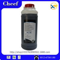 Wholesale hot sale consumables for Willett solvent 417 1000ml from china suppliers