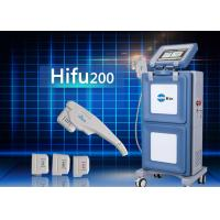 60w Face HIFU Machine Cartridge Family Use Home Laser Wrinkle Treatment Device for sale