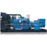 Wholesale 1000kVA MTU Open Frame Diesel Generator from china suppliers