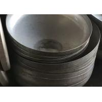 Wholesale ASTM Head Forming Process  Q245R Conical Dished Head , Steel Cone Dished Head from china suppliers