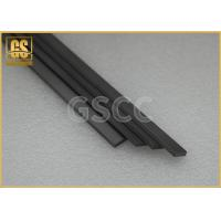 Buy cheap OEM Service Carbide Wear Strips For Heavy Cutting Steel And Cast Steel from wholesalers