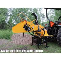 Wholesale W model wood chipper with PTO shaft from china suppliers