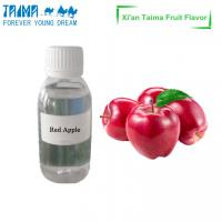 Wholesale xian taima concentrate flavor vape juce liquid red apple flavor for e juce liquid from china suppliers