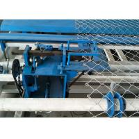 Wholesale High Performance Fencing Net Making Machine 8.5kw 1.8-4.0mm Wire Dia from china suppliers