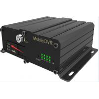 In Car Cctv Dvr Hd Recorder / High Definition Mobile DVR With GPS Tracking