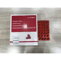China Rifampicin and Isoniazid Tablets 150MG + 75MG Anti-tuberculous Medicines on sale