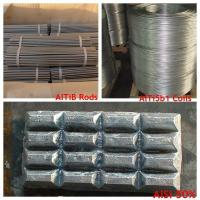 Wholesale Aluminium Silicon Master Alloy, melting temperature 720℃ from china suppliers