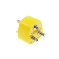 Wholesale Yellow ABS Antistatic 1M Resistor ESD Boding UK Plugs from china suppliers