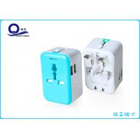Wholesale All In One USB Travel Adapter Converters With Child Protective Safety Gate from china suppliers