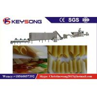 Wholesale Electric Power Macaroni Pasta Making Machine 380v 70KW Low Energy Consumption from china suppliers