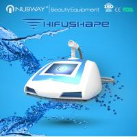 Wholesale CE approved portable HIFUSHAPE ultrasound weight loss machine for sale from china suppliers