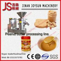 China Viscous Fluid Peanut Butter Making Machine Production Line on sale