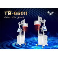 Best 650nm Diode Laser Hair Loss Therapy Equipment / Laser Hair Growth Machine wholesale