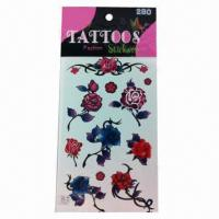 Wholesale Tattoo Stickers for Children, Available in Various Designs from china suppliers