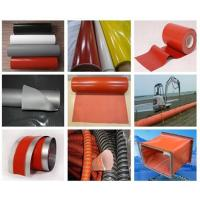 Wholesale One-sided silicone rubber coated fiberglass cloth from china suppliers