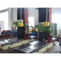 Wholesale Fast Adjusting End Face Milling Machine 100-800mm / Min VFD Milling Speed from china suppliers