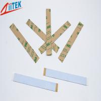 Buy cheap Compressible 1.5w / Mk blue Thermal Gap Filler For Memory Modules TIF100-15-05S silicone gap pad -50 to 200℃ from wholesalers