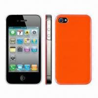 Wholesale Mirror + IML Cases for iPhone 4/4S, Shock-absorption from china suppliers