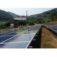 Wholesale Rust Resistant Solar Module Mounting Structure Aluminum And Stainless Material from china suppliers
