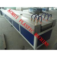 China PVC Wall Panel Wpc Profile Extrusion Line , Wpc Profile Production Line on sale
