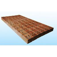 Wholesale Copper mould plate for high speed and high efficiency Rectangular and plate CCM from china suppliers