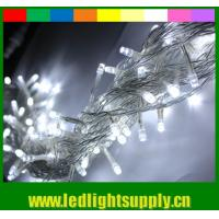 Pretty rgb color changing led christmas lights wholesale 24v 100 led for sale