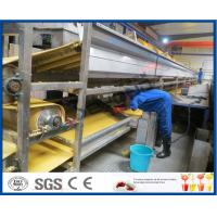 Wholesale Orange Juice Manufacturing Process Orange Processing Plant , Orange Juice Making Machine from china suppliers