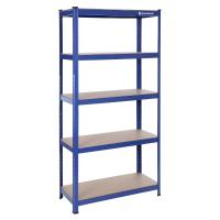 China Painted Metal Storage Rack Vertical Multipurpose  Condition New For Warehouse for sale