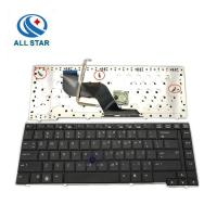 Wholesale HP Black Laptop Keyboard For Elitebook 8440 8440W 8440P US Backlit Layout from china suppliers