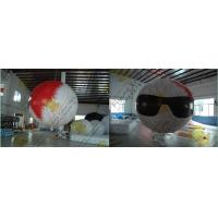 Wholesale Huge Inflatable Printed Helium Balloons Versatile Fire Resistant ASTM from china suppliers