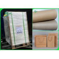 Wholesale Width 70×100cm Recycle Pulp 110gsm - 220gsm Kraft Liner Paper For Packing from china suppliers