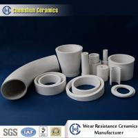 Best Wear Resistant Alumina Ceramic Pipe Liner for Material Conveying System wholesale