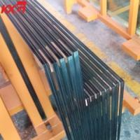 China China 10.38mm clear PVB heat strengthened laminated glass factory for sale