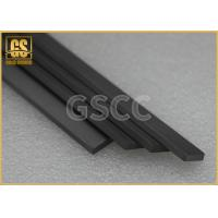 Buy cheap Heat Stability Tungsten Carbide Cutting Tools / Custom Made Tungsten Bar Stock from wholesalers