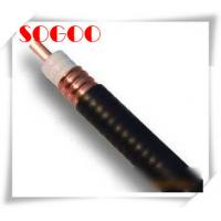 Buy cheap Andrew Heliax Coaxial Cable , Copper Rf Jumper Cable Inner OD 3.55mm from wholesalers