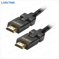 Wholesale Black removable Hdmi to hdmi cable 1.4Vesion from china suppliers