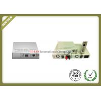China Fiber Optic SFP 10G Ethernet Media Converter with Serial Port High performance on sale
