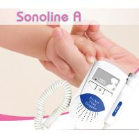 Fetal doppler Sonoline A 3Mhz Home Use Baby Pocket Heart Rate Monitor Probe CE FDA Prenata for sale