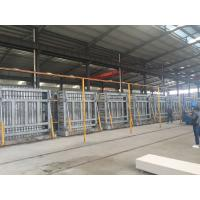 Wholesale Light Weight Fiber Cement Board Making Machine , Wall Panel Making Machine from china suppliers