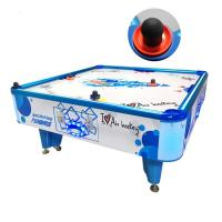 Wholesale Redemption Air Hockey Arcade Machine Hardware Acylic Material For 1 - 4 Player from china suppliers