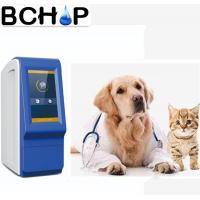 China High-Tech 4.3KG Mini Automatic Veterinary Hematology Analyzer VB50,White and blue color,TPC for sale
