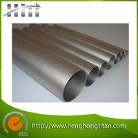 China HHT ASTM B337/B338 High Quality Welded Titanium Tubes Gr7 for Industrial for sale