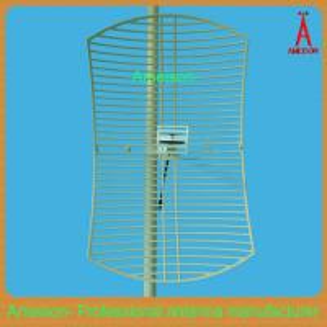 3ghz 20dbi high gain parabolic antenna wireless antenna