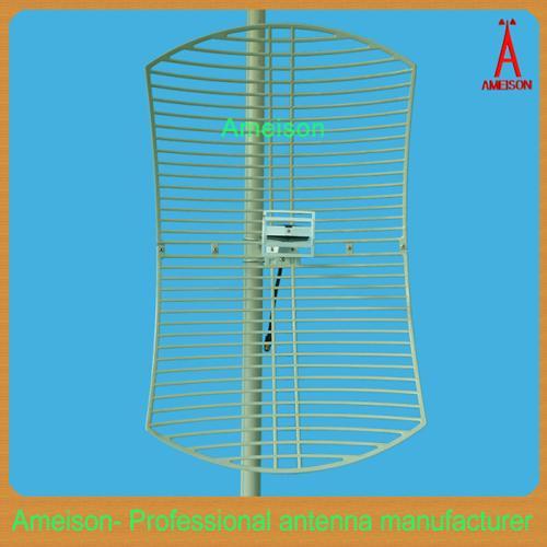 Quality 3ghz 20dbi high gain parabolic antenna wireless antenna for sale