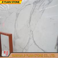 Italian Calacatta Floor Marble Stone Slab Countertop Vanity Top Kitchen Bathroom for sale